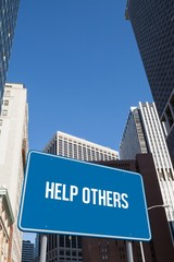 Help others against new york
