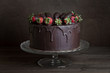 chocolate cake - 76900923