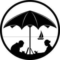 downshifter icon, freelance icon