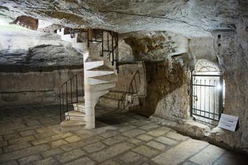 Prison of Barabbas