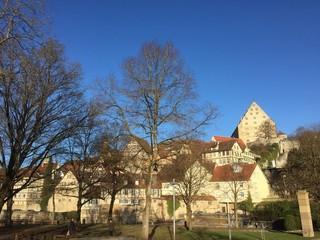 Stadtansicht von Schwäbisch Hall