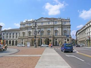 Mailand - Teatro alla scala