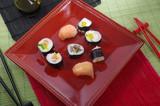 portion sushi