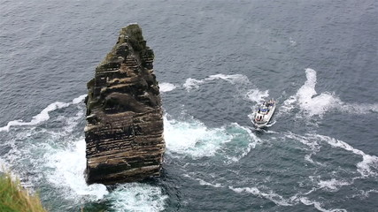 Cliffs of Moher Cruise.