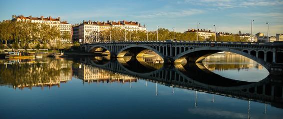 University Bridge, Lyon