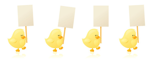 Chicks Say