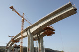 concrete bridge - 76912581