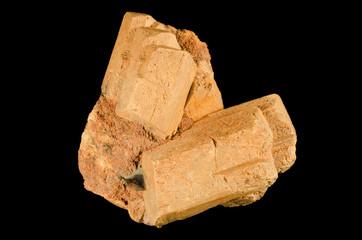 Nice microcline feldspar crystal