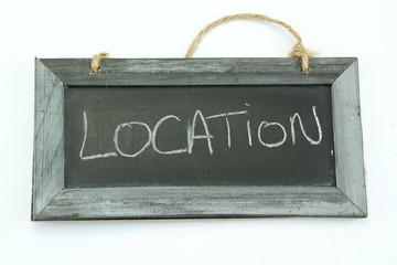 ardoise location
