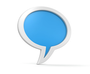 speech bubbles (clipping path included)