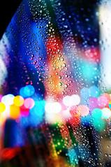 rain window lights