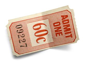 Bent Ticket