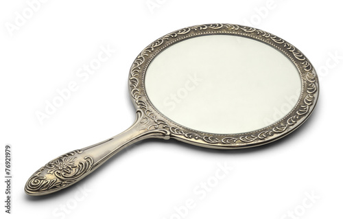 Bathroom Hand Mirror - 76921979