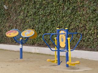Deporte en el parque