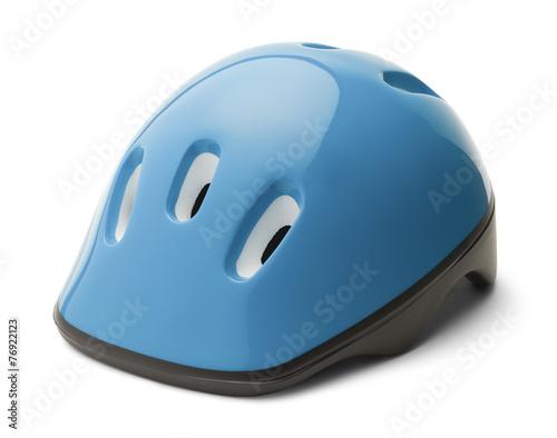 Kids Blue Bike Helmet - 76922123