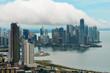 Panama city landscape
