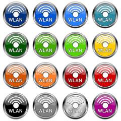 WLAN Button bunt  #150127-03