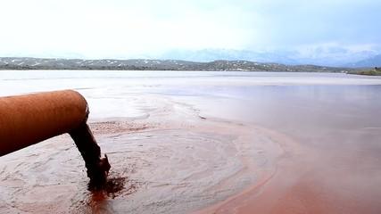 boksit maden atıkları&atık barajı