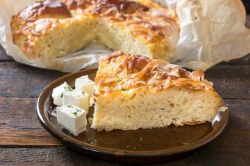Burek slice