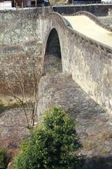 霊台橋の石組み