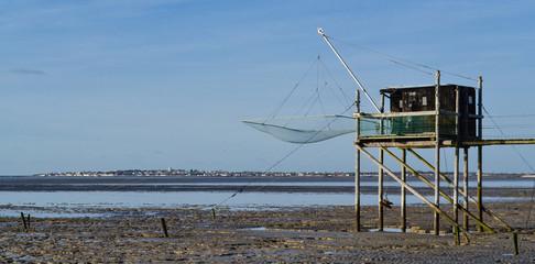 Cabane de pêcheur