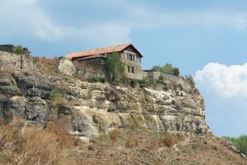 Manor of Firkovich, Chufut-Kale cave city-fortress, Crimea