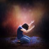 Rainstorm Prayer