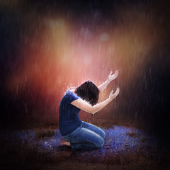 Rainstorm Prayer
