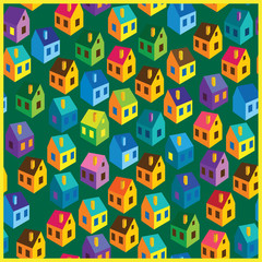 summer houses pattern