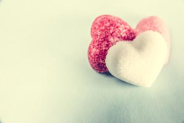 Sugar's hearts
