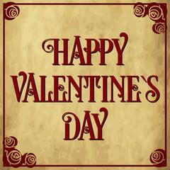 Valentine`s day card 3