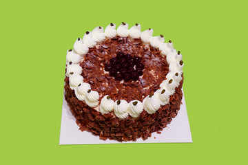 Chocolate Cake: Schwarzwaelder Kirschtorte