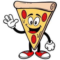 Pizza Waving