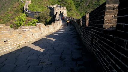 Landscape Beijing Great Wall of China Watchtower Mutianyu