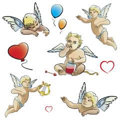 Set angels