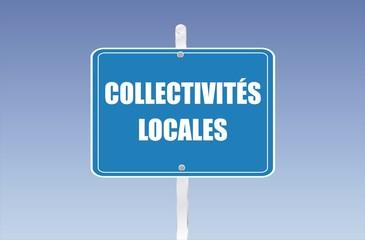 panneau collectivités locales