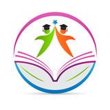 Fototapety Education logo
