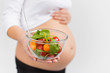 Pregnancy diet and healthy nutrition - 76963768