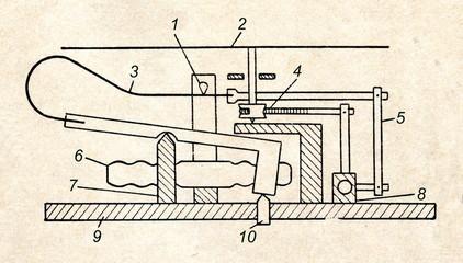 Aneroid barometer scheme