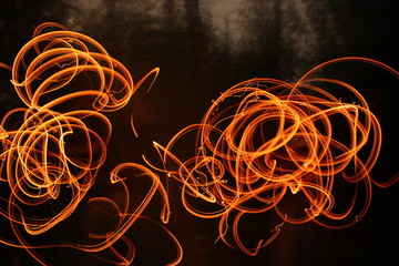 the pattern of fire