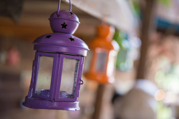 colorful lamps for home decoration
