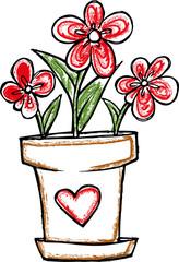 Flower for love