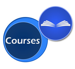 Courses Two Blue Circles