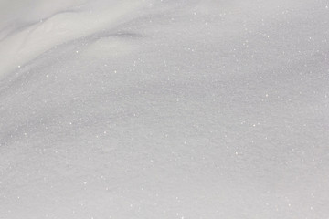 Snowdrift background