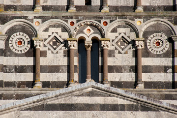 Santissima Trinità di Saccargia, Codrongianos (Sardinia)