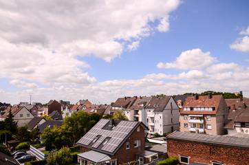 Hamm Old German Gothic Town