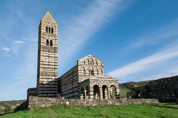 Santissima Trinità di Saccargia, Crodongianos (Sardinia)