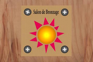 Salon de bronzage - Solarium