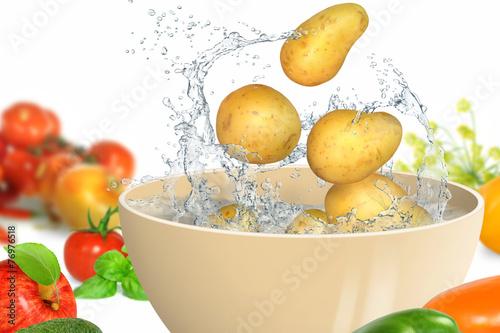 Gemüse 253