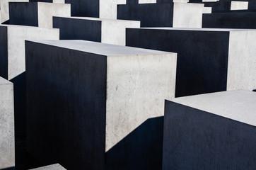 Concrete Blocks-Holocaust Memorial,Berlin,Germmany